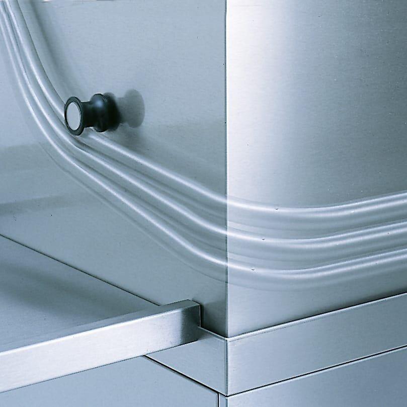Professionelle spulmaschine glanzt mit hoher flexibiliat for Integrierte spülmaschine