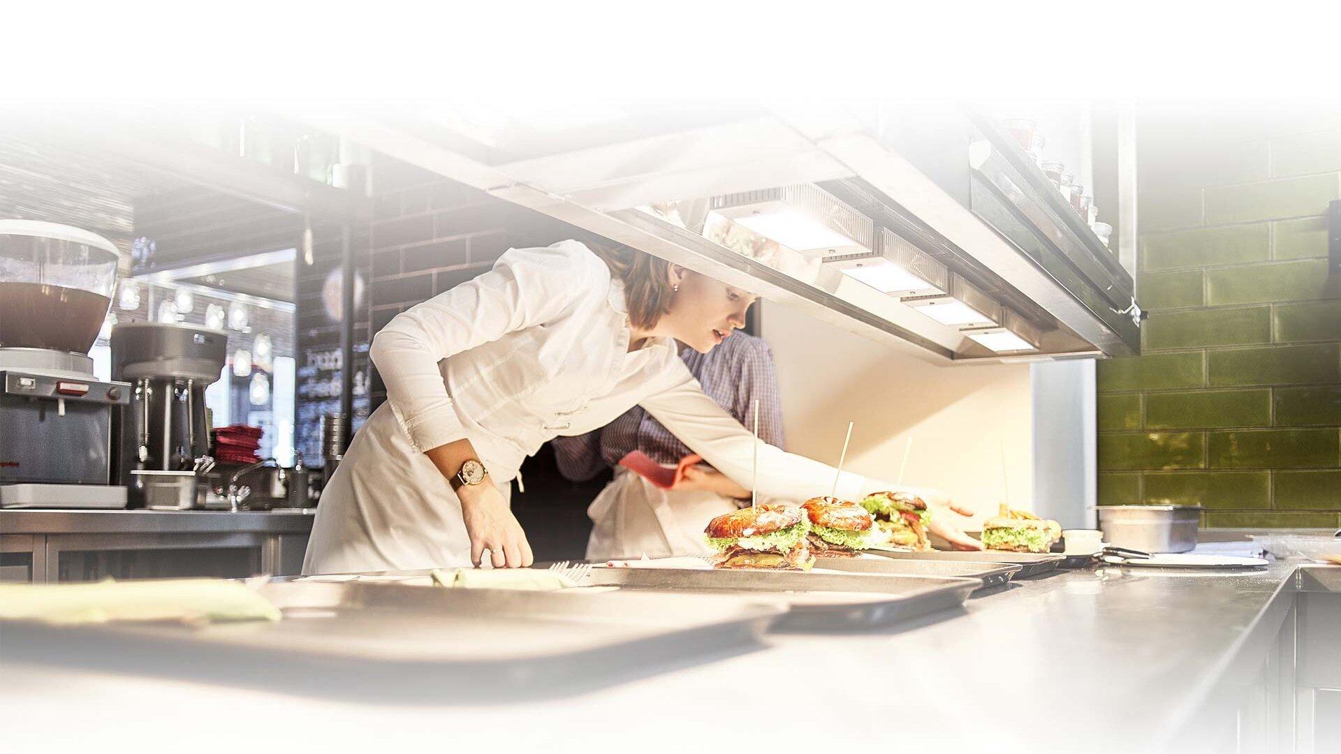 Spülmaschinen für Gastronomie, Restaurants - MEIKO